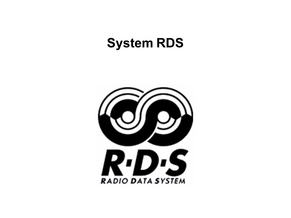System RDS