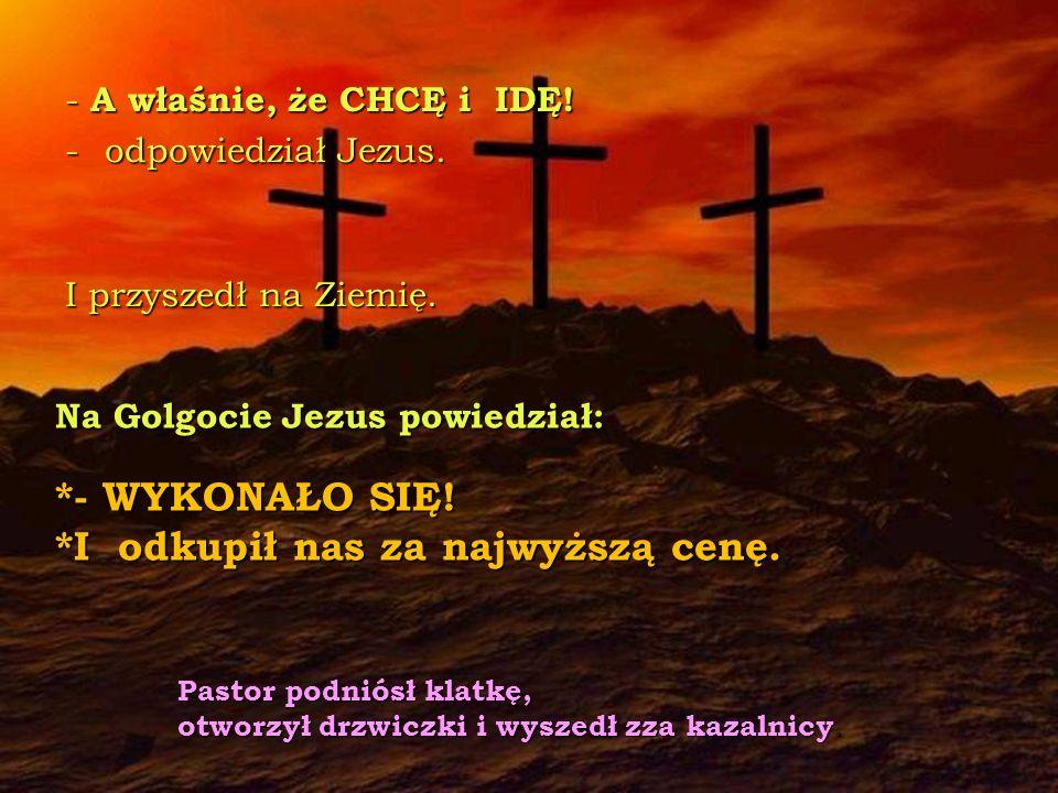 - A co zrobisz kiedy skończysz? - zapytał Jezus. -No, zabiję ich wszystkich – odpowiedział -No, zabiję ich wszystkich – odpowiedział dumnie szatan – b