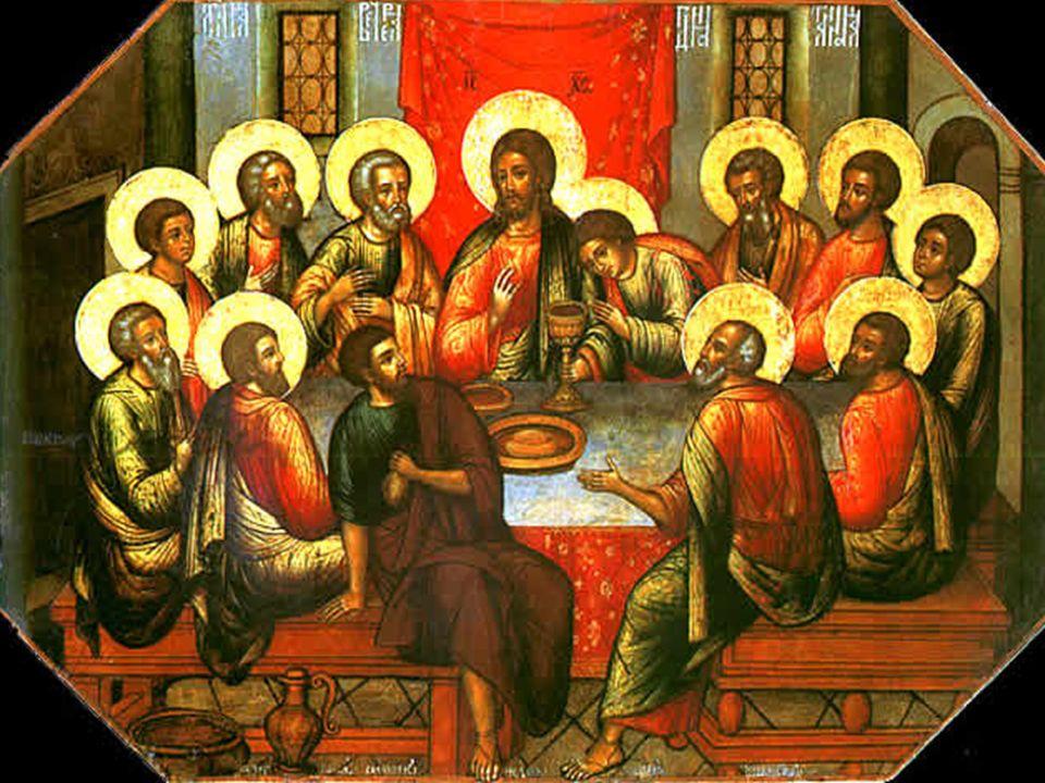 Żywa pamiątko śmierci mego Pana, Chlebie, co ludziom dajesz wieczne życie, W Tobie niech znajdzie dusza ma zgłodniała Pokarm i słodycz, która ją nasyci...