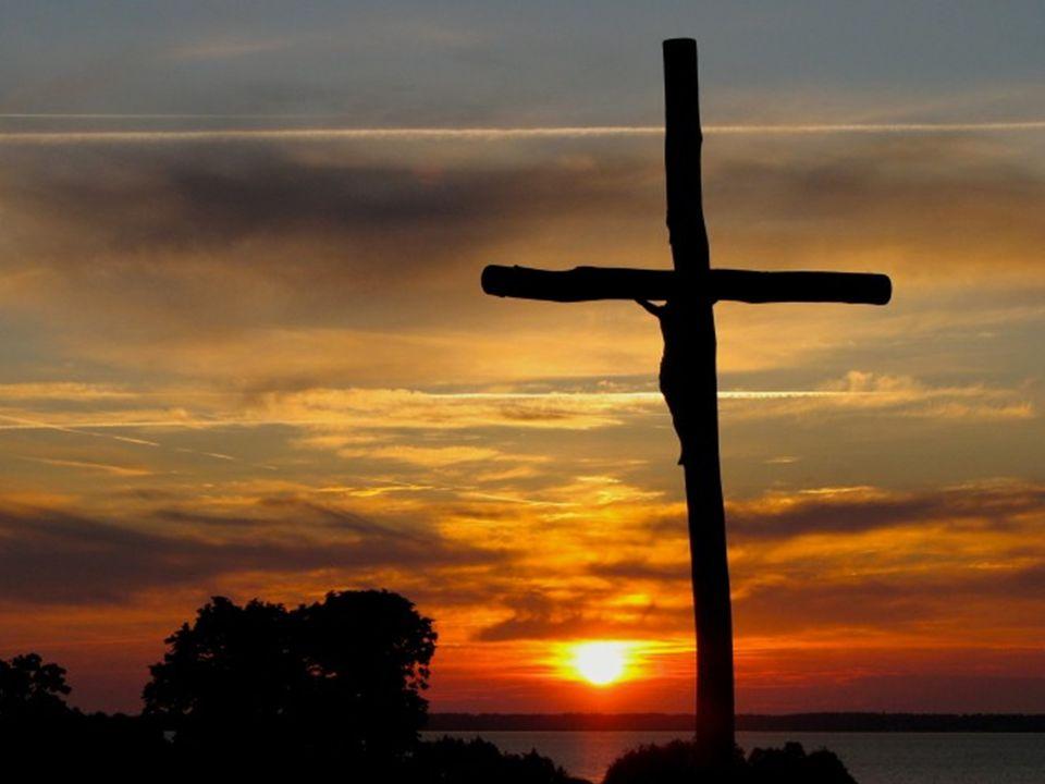 Z miłości dla nas zechciałeś Spoczywać snem pogrzebanych; Do ciemnej zszedłeś Otchłani, By naszych przodków uwolnić.
