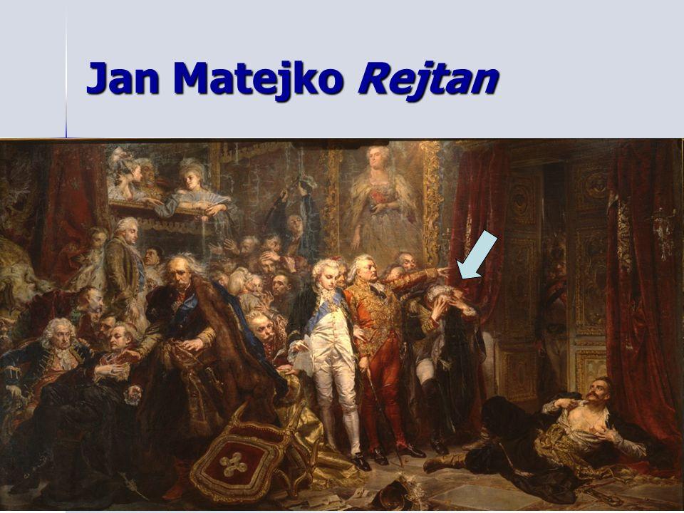 Jan Matejko Rejtan