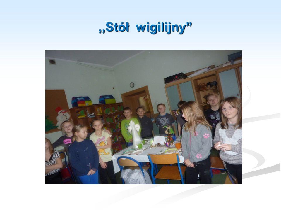 ETAP II obejmował praktyczną stronę przygotowań do świąt i był skierowany na różnorodną aktywność dzieci.
