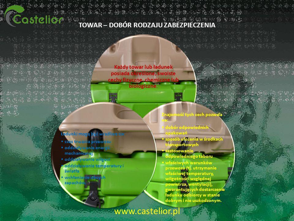 Skrzynie transportowe wykonane metodą – ROTO MOULDING 14 www.castelior.pl AEGIS SKB