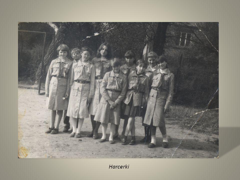 Harcerki