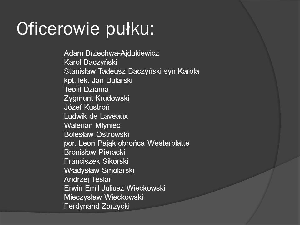 Podoficerowie: kpr. Wacław Ciepłucha obrońca Westerplatte Teofil Zieliński