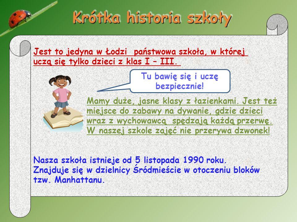 Nasz adres: Szkoła Podstawowa nr 2 im. ks. Jana Twardowskiego ul. Sienkiewicza 137/139 90-302 Łódź www.sp2.szkoly.lodz.pl Nasza szkoła na Facebook`u K