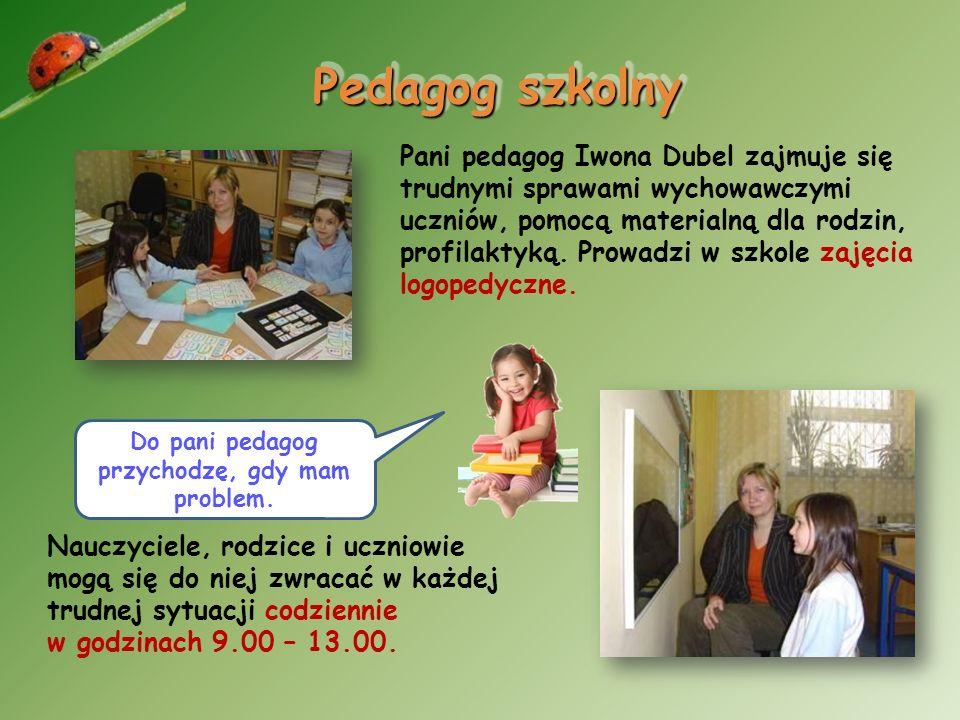 BibliotekaBiblioteka Uczniowie mogą korzystać z księgozbioru i komputerów w godzinach 9.00 – 14.00. Poza wypożyczaniem książek pani bibliotekarka reda