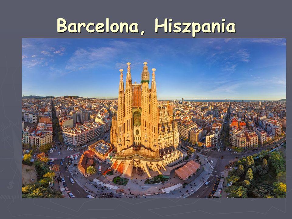 Barcelona, Hiszpania