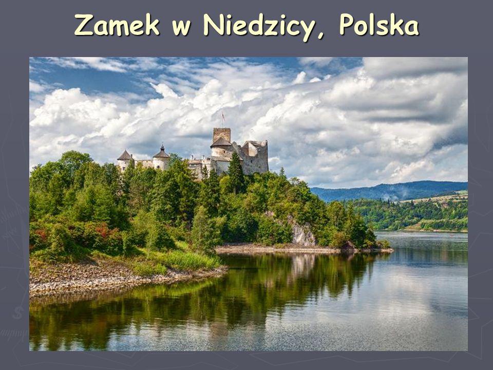 Zamek w Niedzicy, Polska