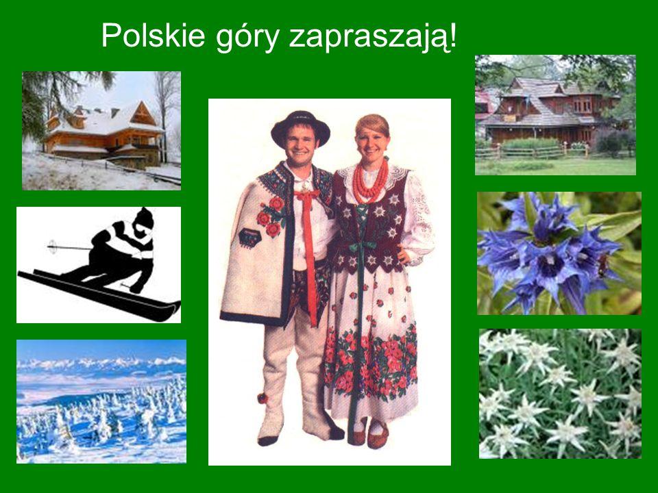 Polskie góry zapraszają!