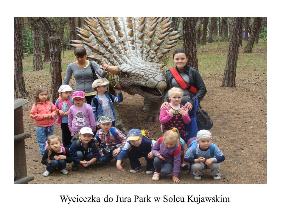 Wycieczka do Jura Park w Solcu Kujawskim