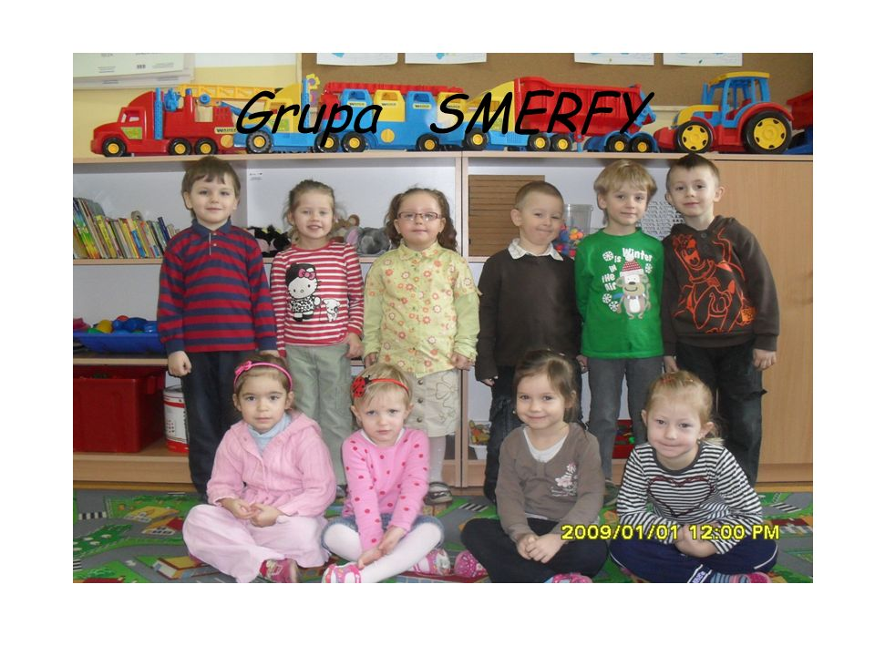 Grupa SMERFY
