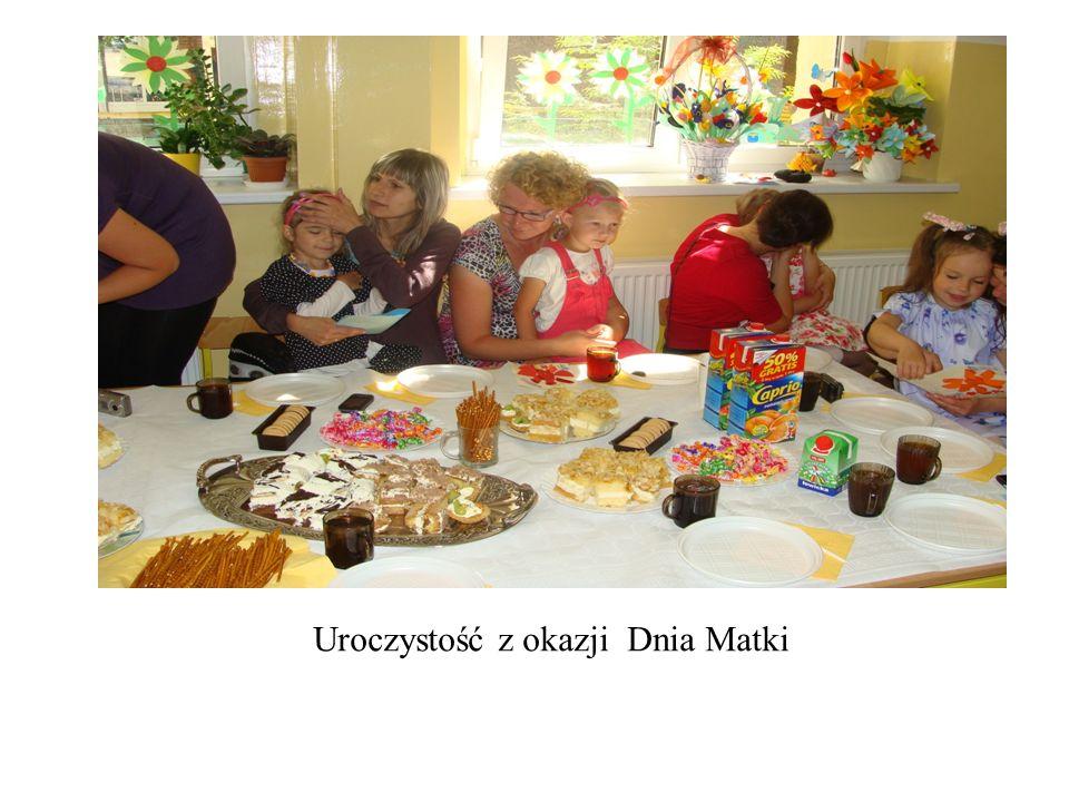 Uroczystość z okazji Dnia Matki