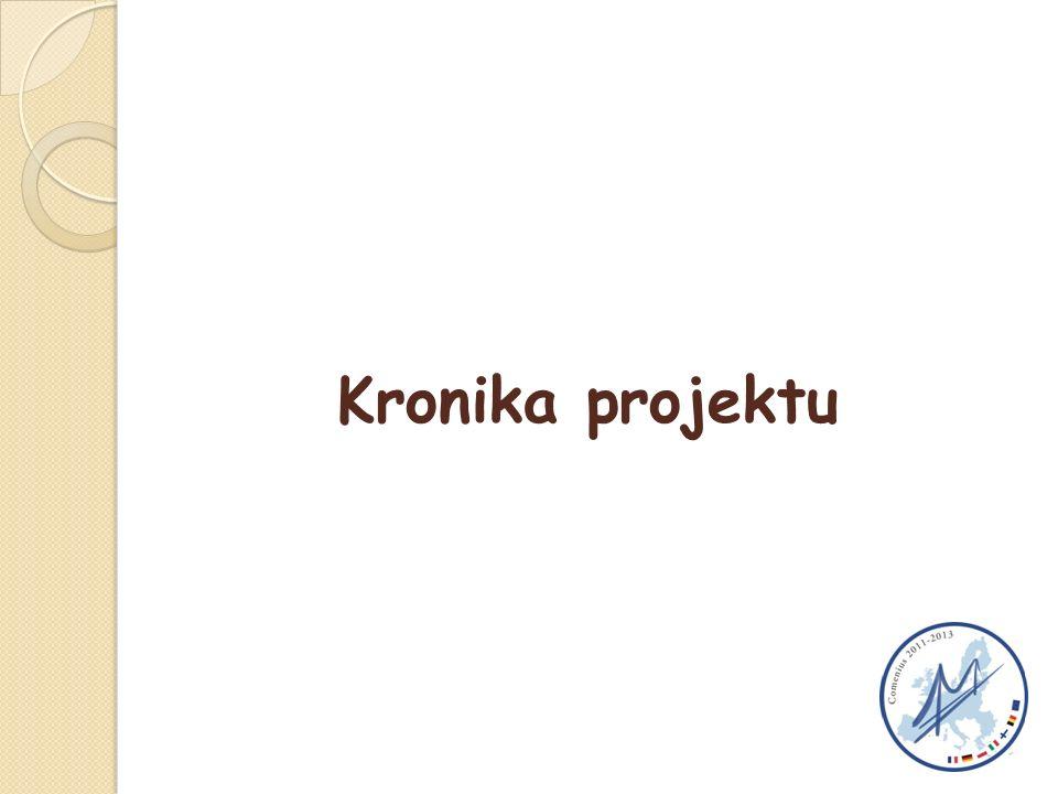 Kronika projektu
