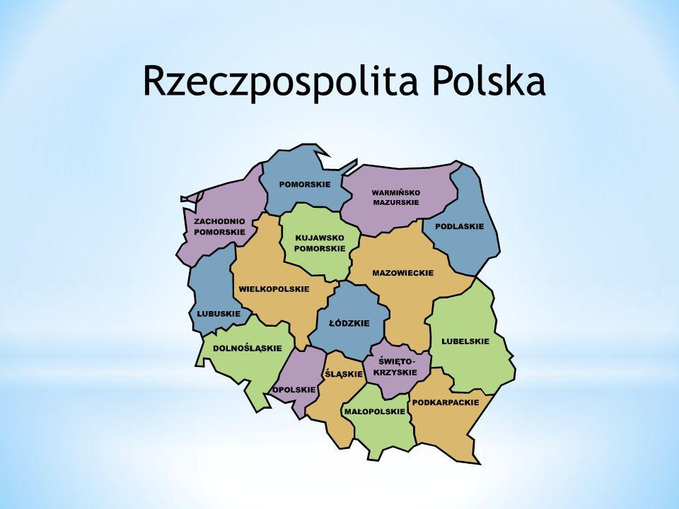 Polska należy do największych państw europejskich.