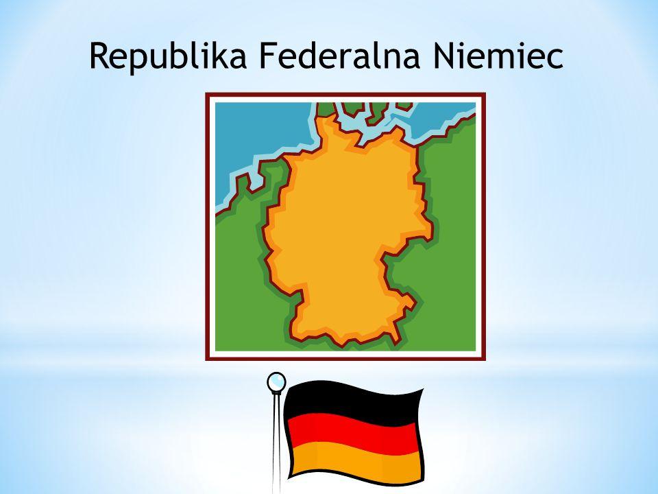 Niemcy liczą ponad 77 milionów mieszkańców.Stolicą jest Berlin.