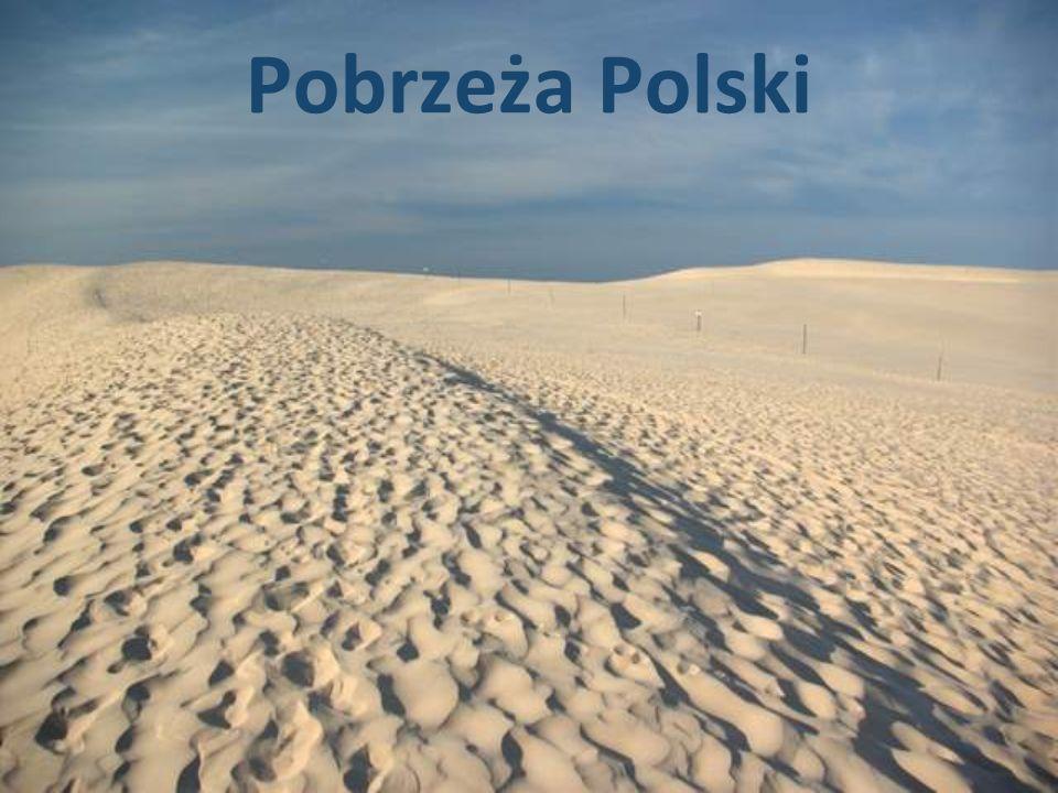 Pobrzeże – pas lądu rozciągający się wzdłuż brzegu morskiego, stanowiący krainę geograficzną o indywidualnych cechach, na którą oddziałuje woda tego akwenu W Polsce wyróżniamy : Pobrzeże Szczecińskie, Pobrzeże Koszalińskie, Pobrzeże Gdańskie, które stanowią łącznie– Pobrzeże Południowobałtyckie.