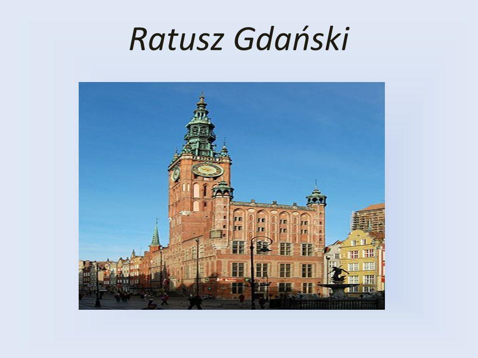 Ratusz Gdański