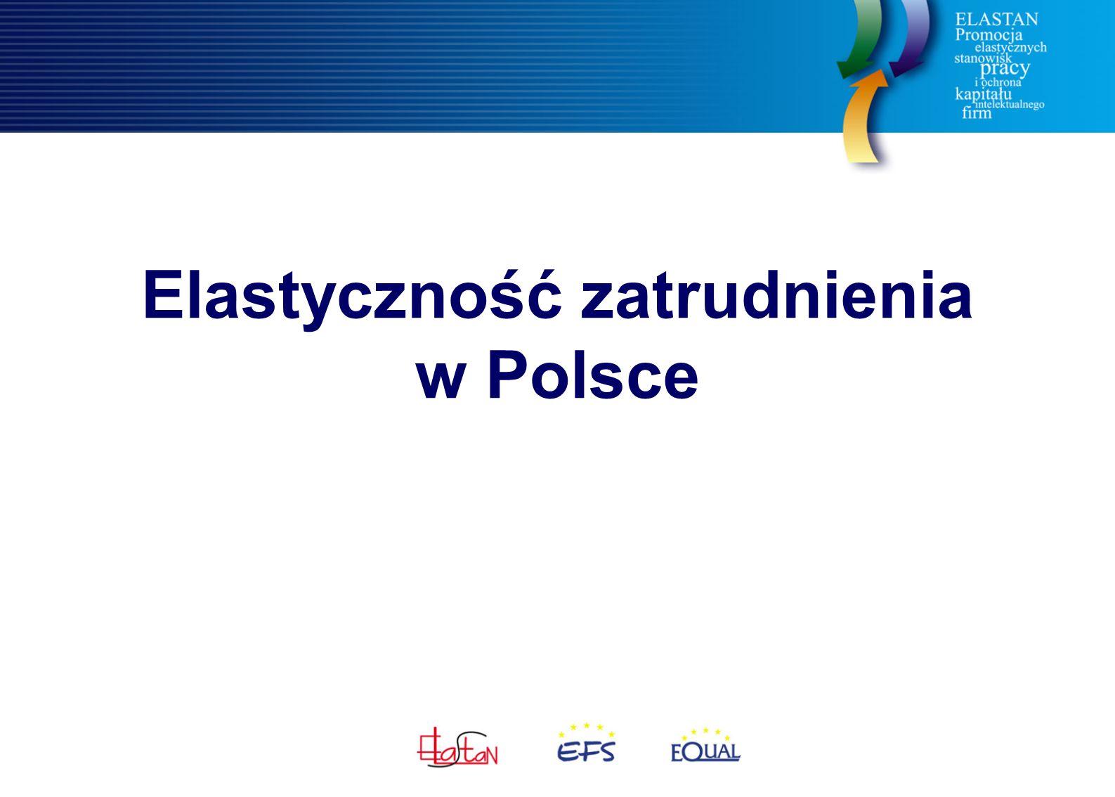 Elastyczność zatrudnienia w Polsce