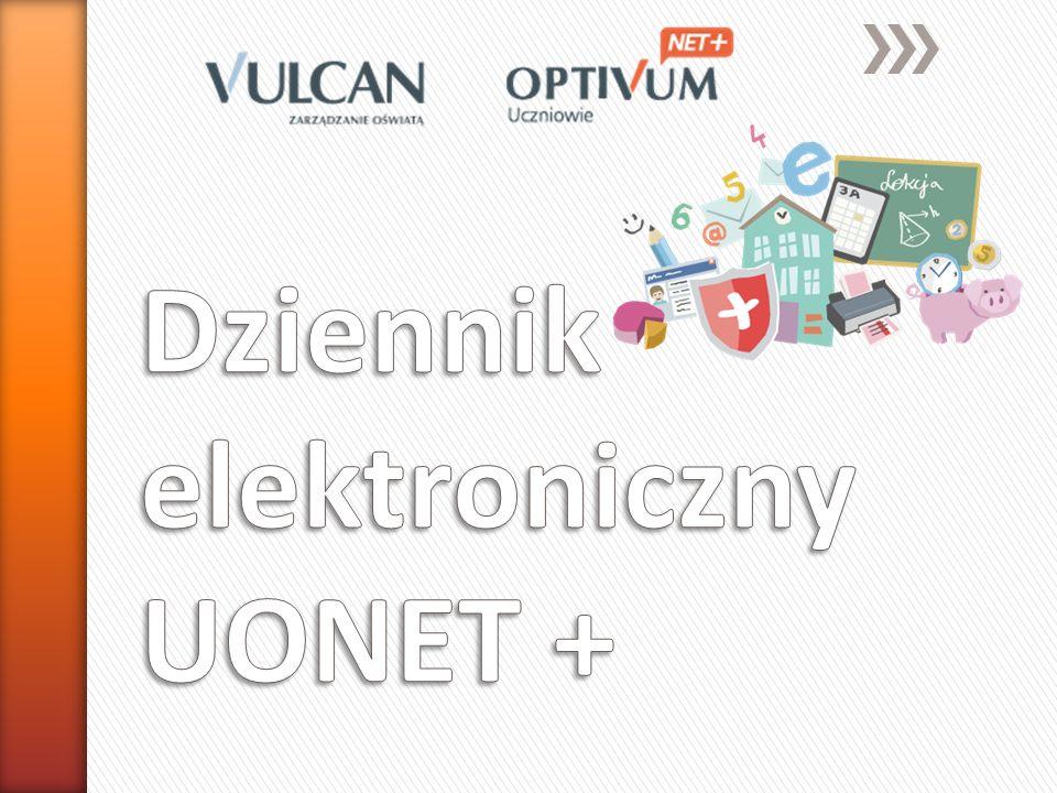 » System Uczniowie Optivum NET+ umożliwia rodzicom bezpłatny stały kontakt ze szkołą.