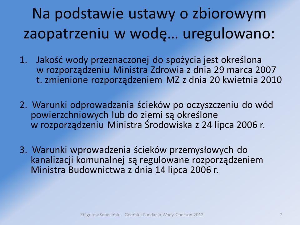 Rozporządzenie Ministra Zdrowia z dnia 29 marca 2007r.