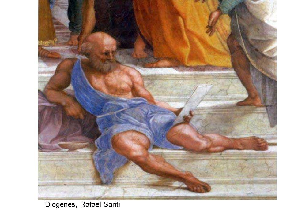 Diogenes, Rafael Santi