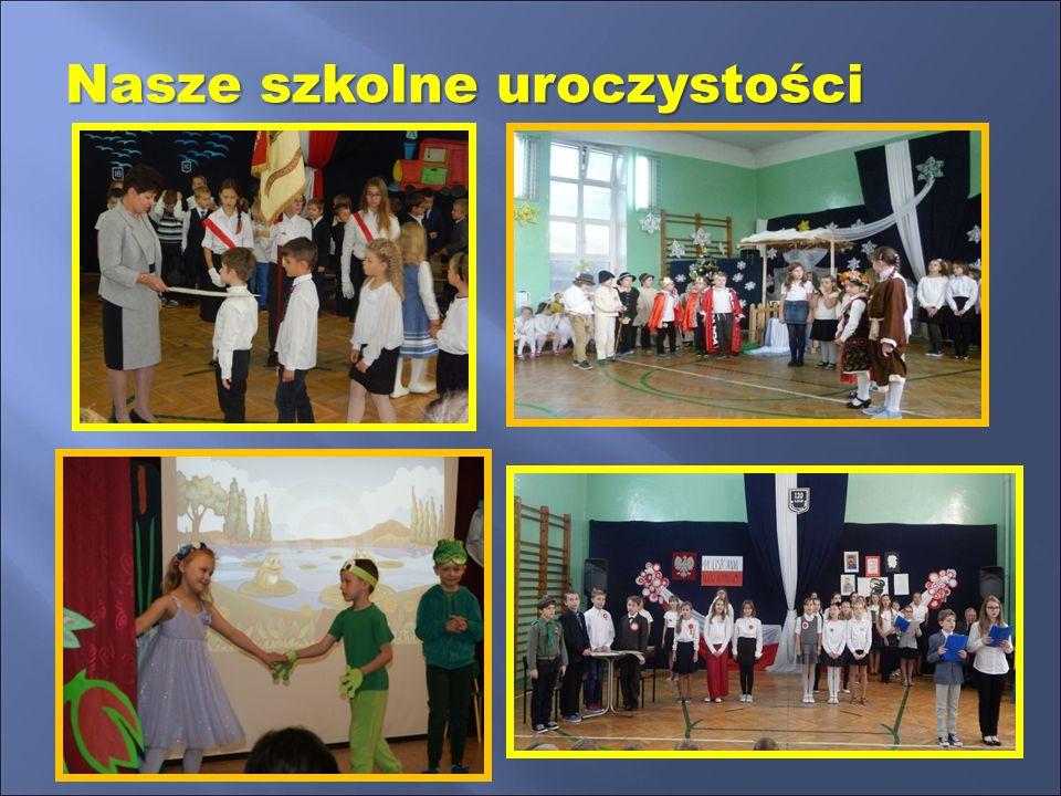 Nasze szkolne uroczystości
