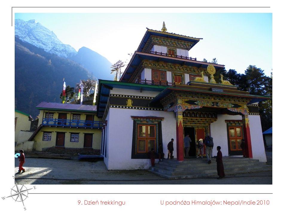 U podnóża Himalajów: Nepal/Indie 20109. Dzień trekkingu