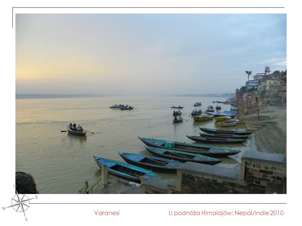 U podnóża Himalajów: Nepal/Indie 2010Varanesi