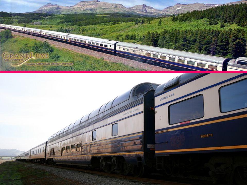 Zwiedzanie parków narodowych w północno- zachodniej części Stanów Zjednoczonych. GrandLuxe Express