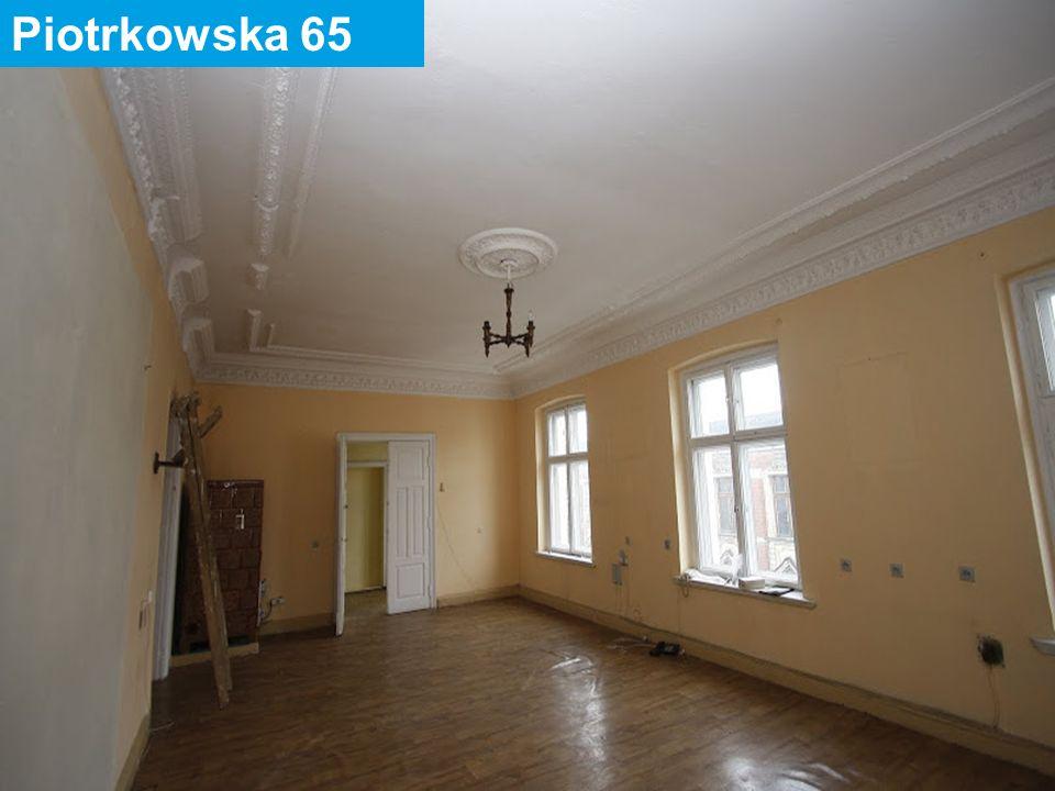 31 maja 2016 96 Piotrkowska 28 Powierzchnia lokalu: 25,15 m2 Ilość pomieszczeń: 1 Położenie: parter - prawa oficyna Urządzenia techniczne: inst.