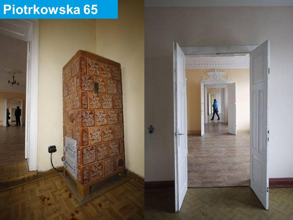31 maja 2016 9 Piotrkowska 77 Powierzchnia lokalu: 18,00 m2 Ilość pomieszczeń: 1 Położenie: parter - prawa oficyna Urządzenia techniczne: inst.