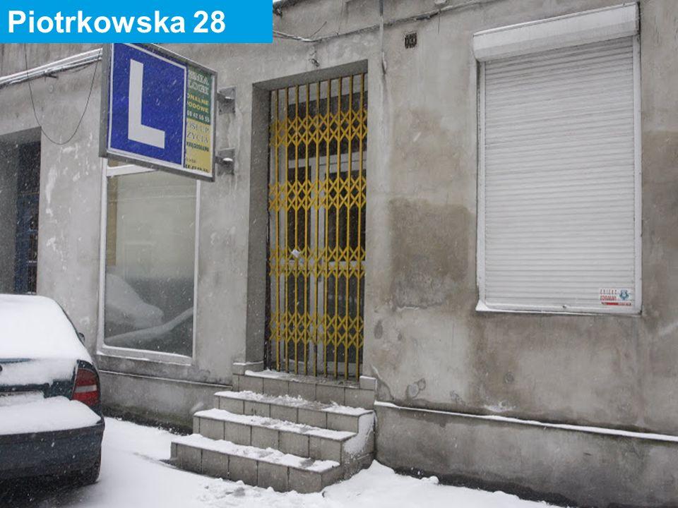 Piotrkowska 28