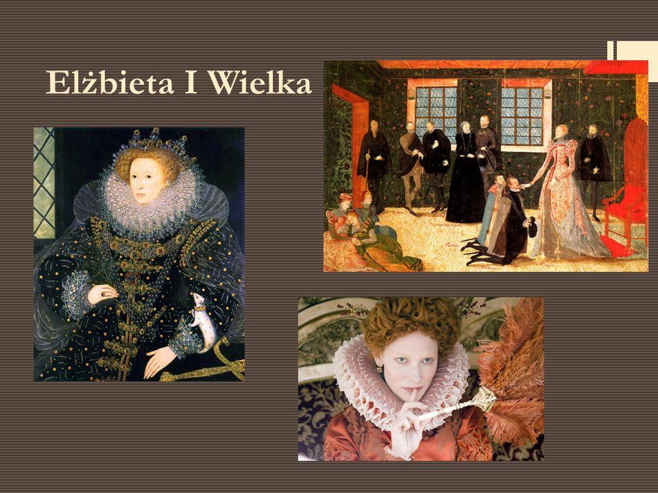 William Szekspir Był to największy talent epoki elżbietańskiej.