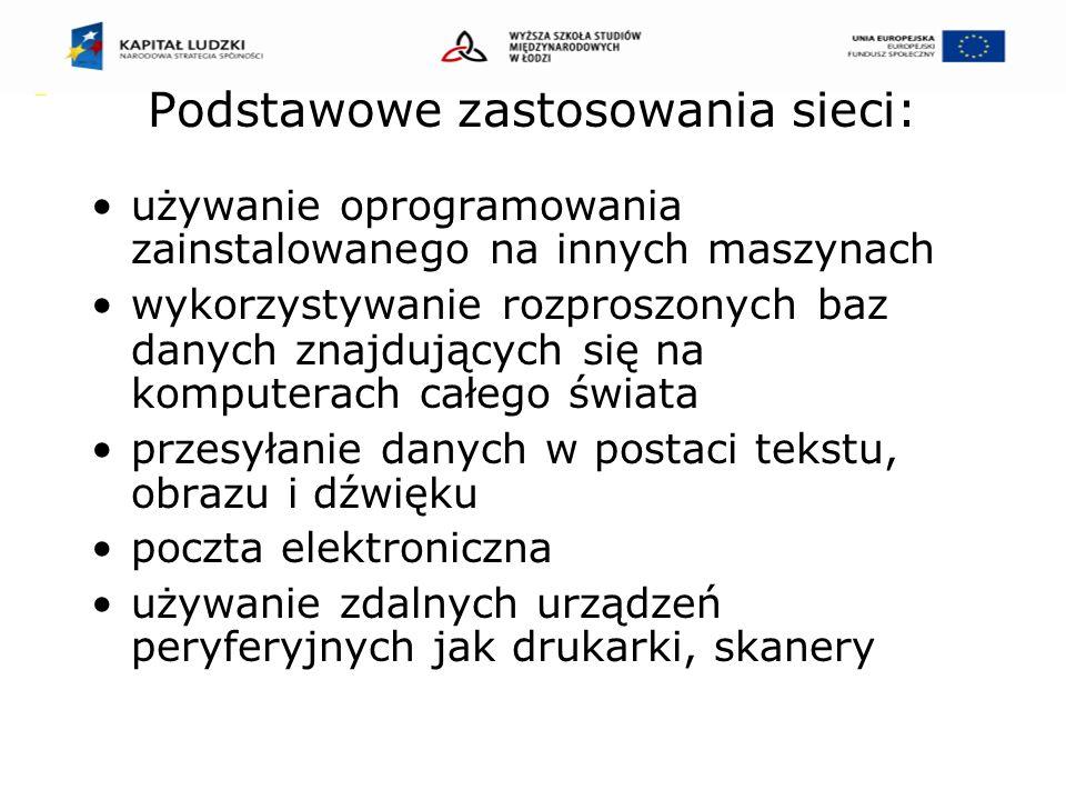 STACJA ROBOCZA Stacja robocza (ang.