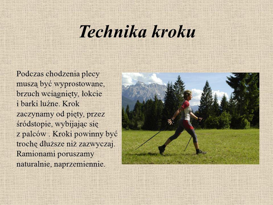 Technika Nordic Walking