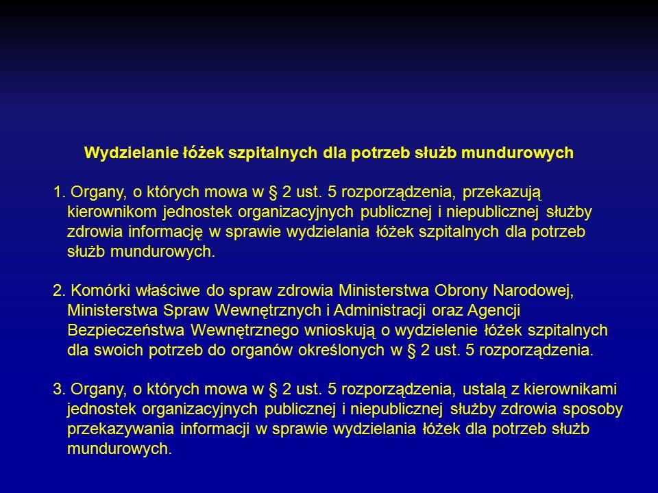 III. ROZPORZĄDZENIE RADY MINISTRÓW z dnia 3 listopada 2009 r.
