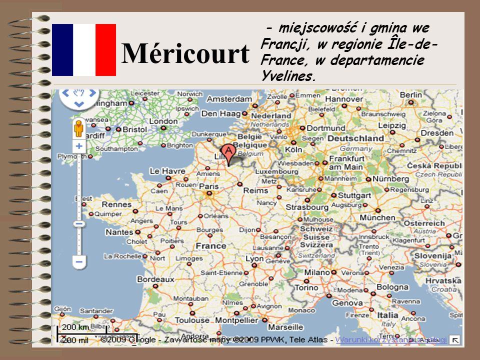 Méricourt - miejscowość i gmina we Francji, w regionie Île-de- France, w departamencie Yvelines.