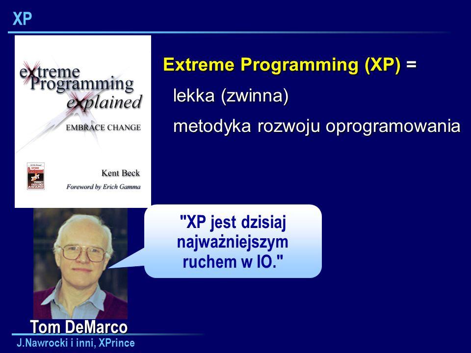 J.Nawrocki i inni, XPrince UC Workbench  1,5 roku rozwoju  Nadal szybki rozwój  Wdrożenia:  projekt w PB Polsoft  Rozpowszechnianie:  Za darmo  http://www.ucworkbench.org http://www.ucworkbench.org