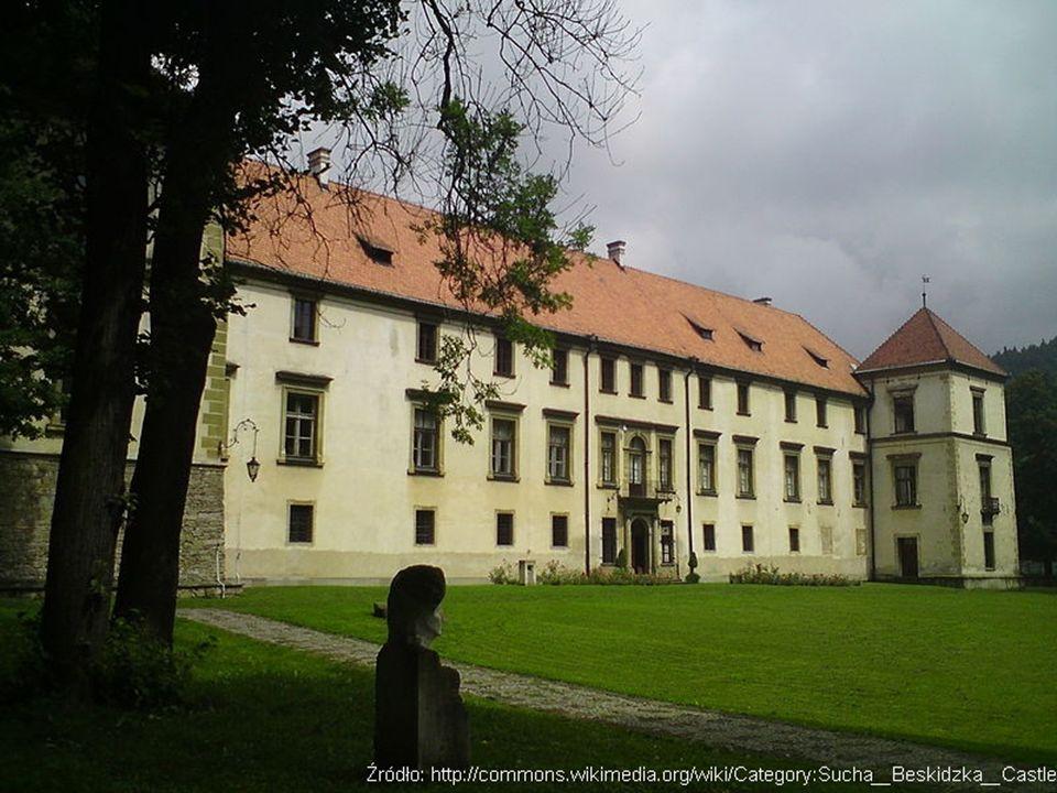 Zamek w Suchej Beskidzkiej (Zamek Suski) to renesansowa magnacka rezydencja kolejnych właścicieli dóbr suskich.