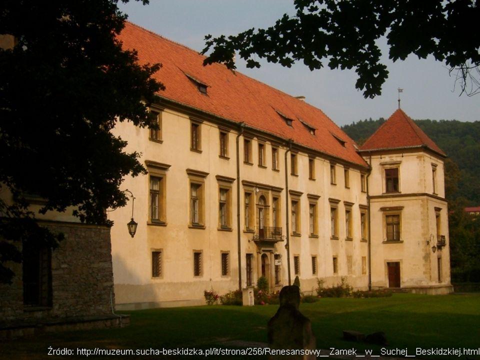Sucha Beskidzka is a historic town in Western Beskids in southern Poland south east of Kraków.