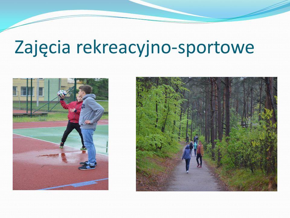 Zajęcia rekreacyjno-sportowe