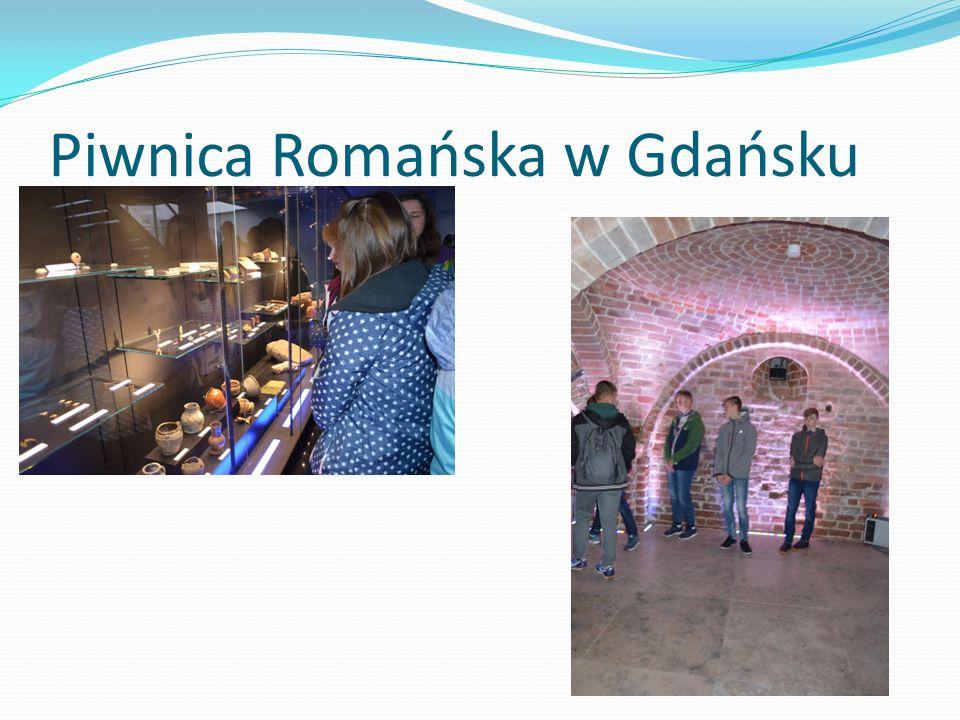 Piwnica Romańska w Gdańsku