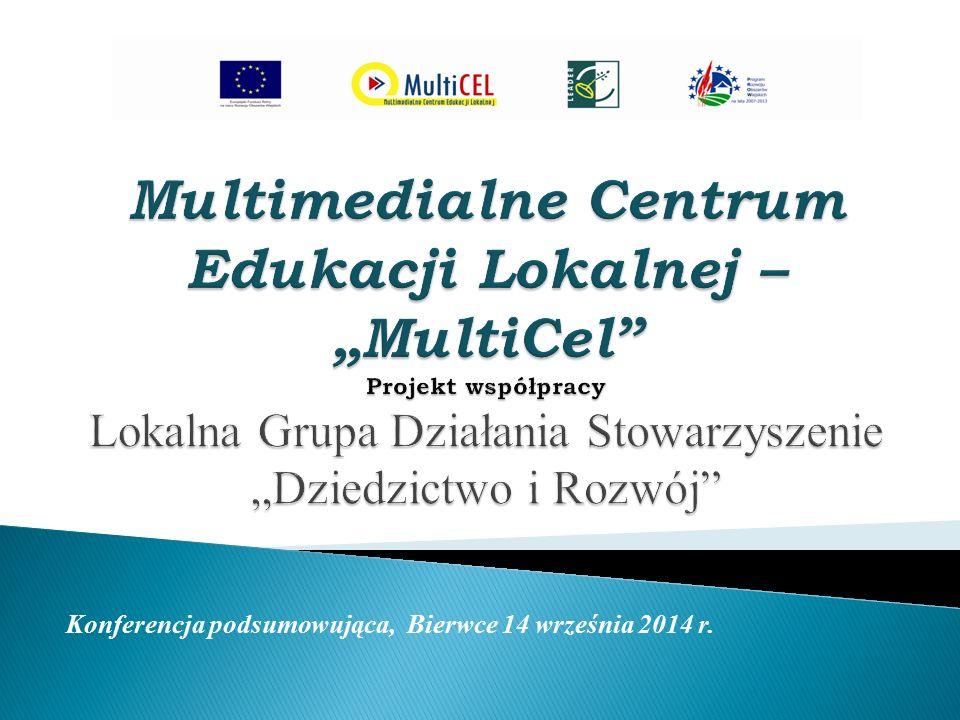 Konferencja podsumowująca, Bierwce 14 września 2014 r.
