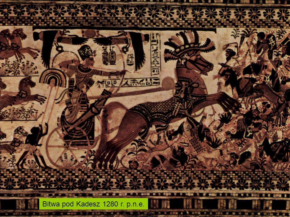Bitwa pod Kadesz 1280 r. p.n.e.