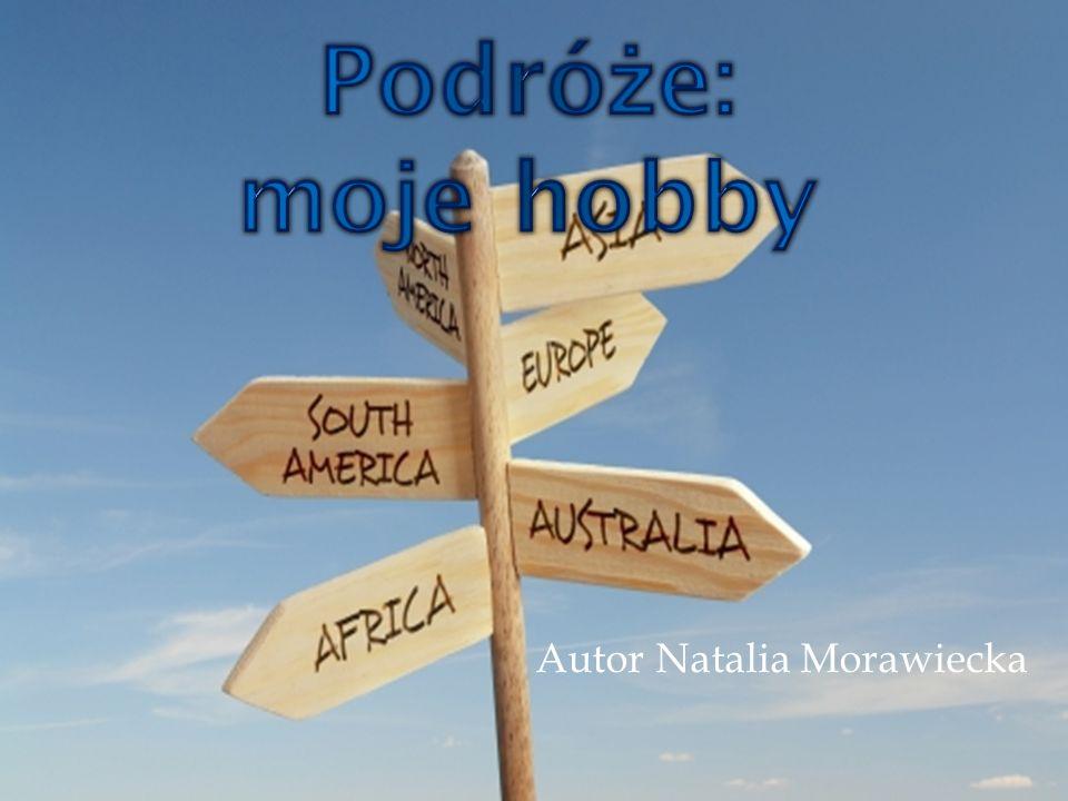Autor Natalia Morawiecka