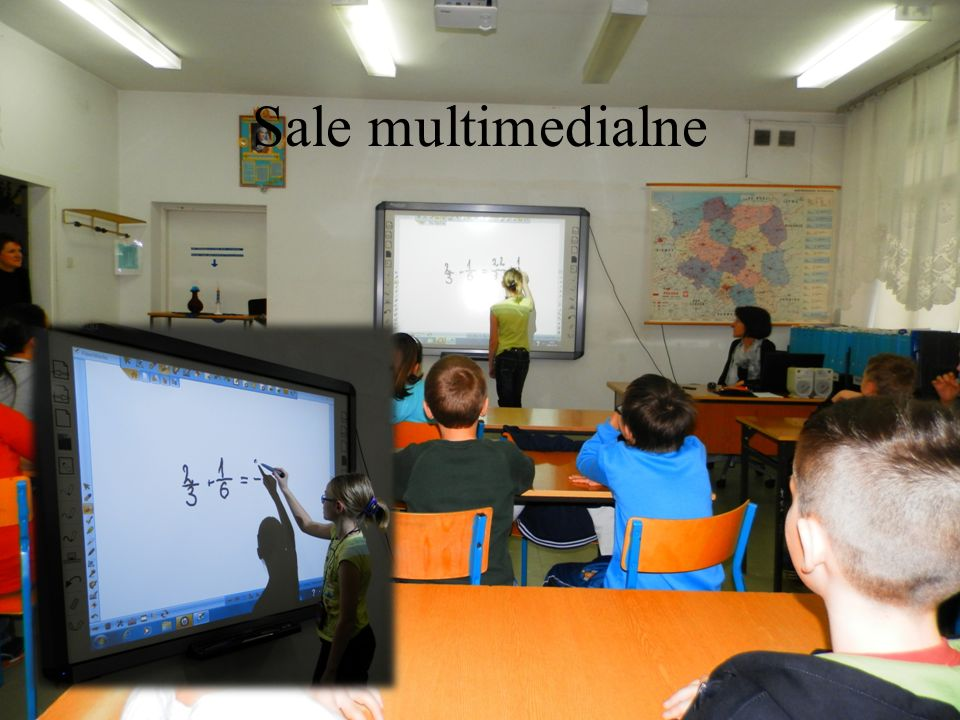Sale multimedialne