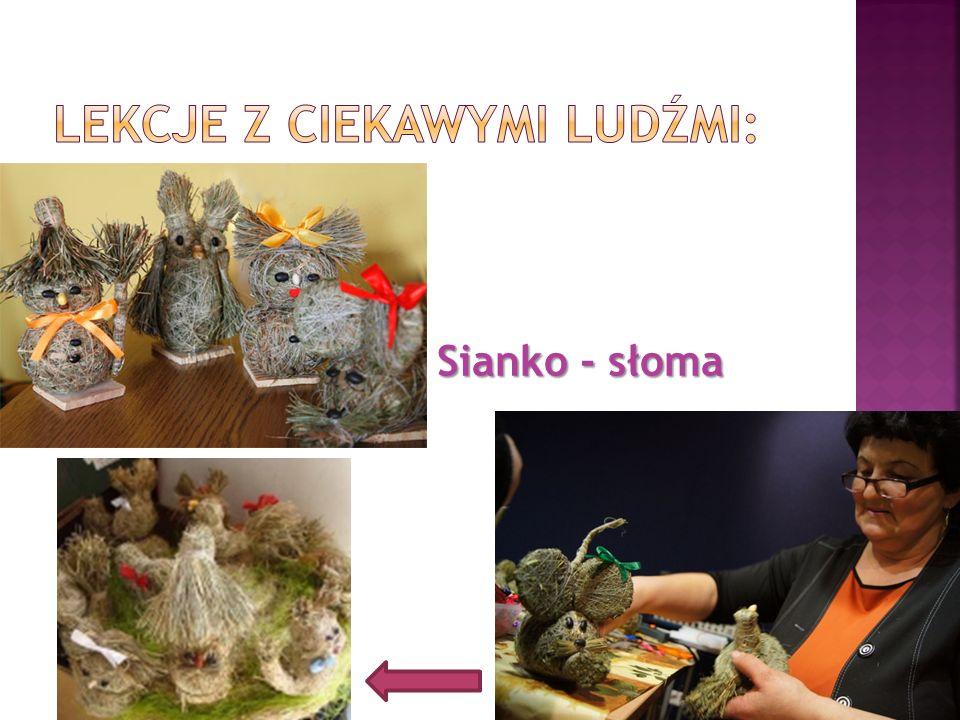 Sianko - słoma