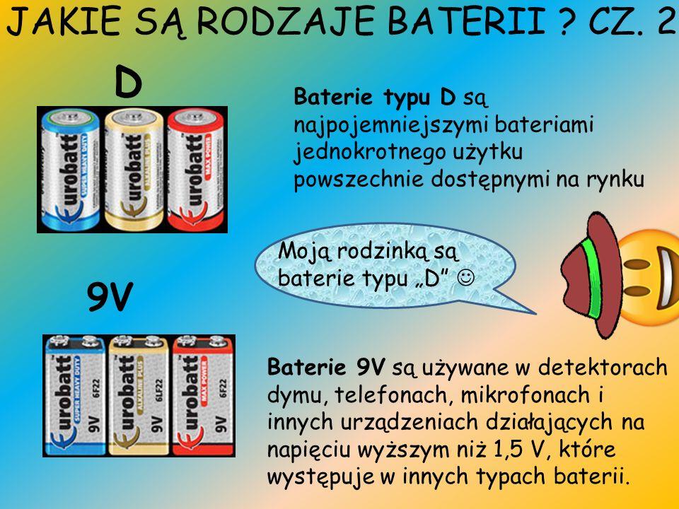 JAKIE SĄ RODZAJE BATERII ? CZ. 1 Bateria AAA jest idealna do użytku w małych urządzeniach elektrycznych, takich jak piloty TV, czy aparaty cyfrowe. AA