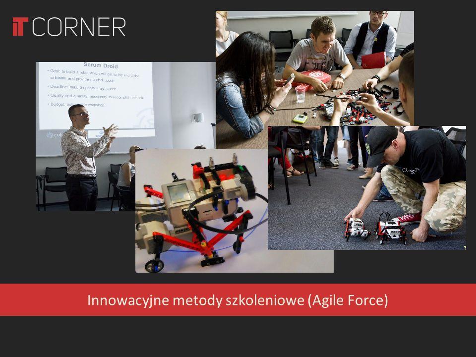 Innowacyjne metody szkoleniowe (Agile Force)